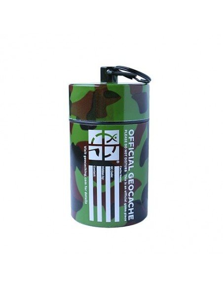 Small Container dunkles Camo