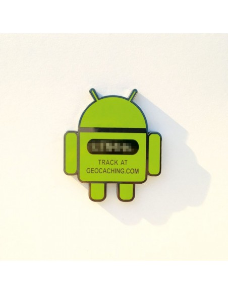 Android Classic Geocoin