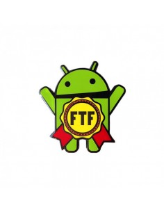 Android Freddy FTF Geocoin
