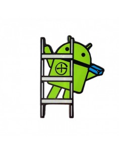 Android Lanny Ladder Geocoin