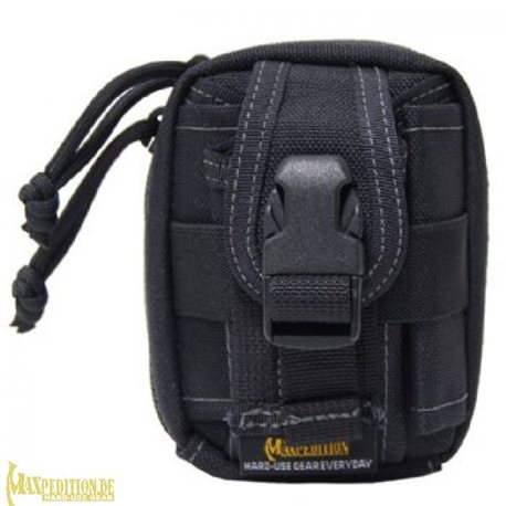 Maxpedition Anemone Pouch Black