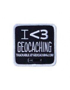 I Love Geocaching Trackable...