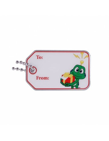 To / From Signal the Frog® Travel Tag