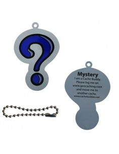 Mystery Travel Tag