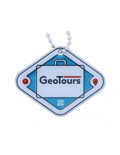 GeoTours Travel Tag