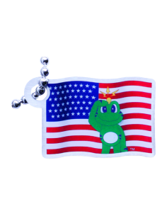 Signal the Frog USA Flagge Tag
