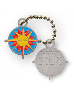 Travel Sun Travel Tag