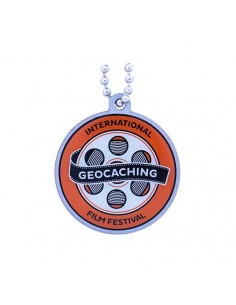 GIFF Geocaching International Film Festival 2019 Travel Tag