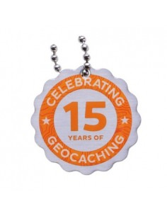 15 Years of Geocaching...