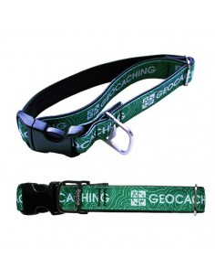 Geocaching Logo Hunde Halsband von Cycle Dog®