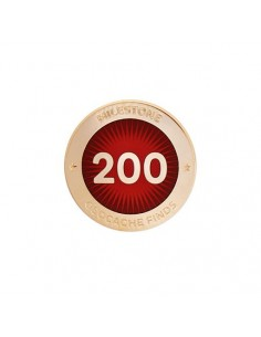 Milestone Pin 200 Funde