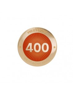 Milestone Pin 400 Funde