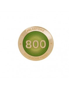 Milestone Pin 800 Funde