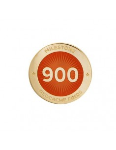Milestone Pin 900 Funde