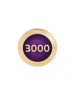 Milestone Pin 3000 Funde