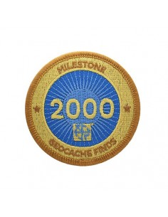 Milestone Patch 2000 Funde