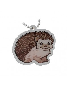 Geopets Anise the Hedgehog Travel Tag