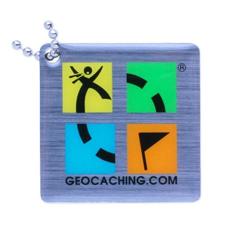 GC Logo Travel Tag Full Color